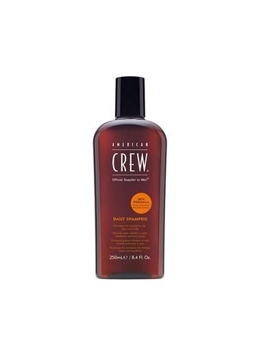 Günlük Şampuan 250 Ml-American Crew